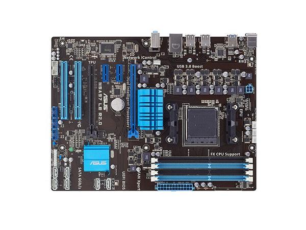 ASUS M5A97 LE - 2.0 - Motherboard - ATX - Socket AM3+ - AMD 970