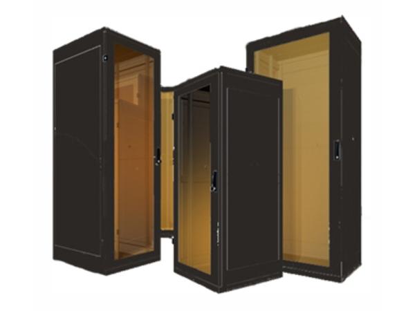 Equip RMA-22-A89-BAQ-A1, Freestanding rack, Schwarz, 300 kg, 48,3 cm (19 Zoll), 64,7 kg, 800 x 900 x 1080 mm