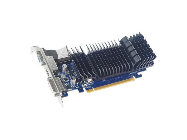 ASUS 210-SL-TC1GD3-L - Grafikkarten - GF 210 - 1 GB DDR3 - PCIe 2.0 x16 - DVI, D-Sub, HDMI