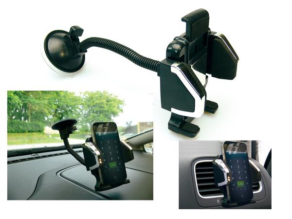 Sandberg In Car Universal Mobile Holder - Halterung für Kfz