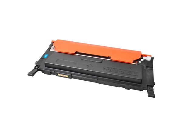 V7 - 1er-Pack - 1 - Cyan - wiederaufbereitet - Tonerpatrone (Druckerverbrauchsmaterial) (gleichwertig mit: Samsung CLT-C4092S)