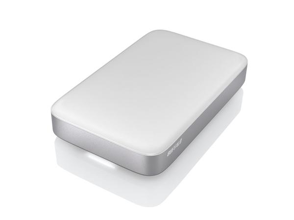 BUFFALO MiniStation Thunderbolt - Festplatte - 1 TB - extern (tragbar) - USB 3.0 / Thunderbolt - für Apple iMac; Mac mini; MacBook Air; MacBook Pro