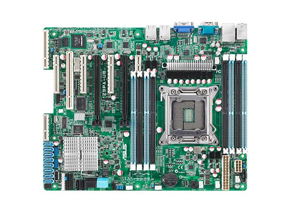 ASUS Z9PA-U8 - Motherboard - ATX - LGA2011-Sockel - C602-A - USB 3.0