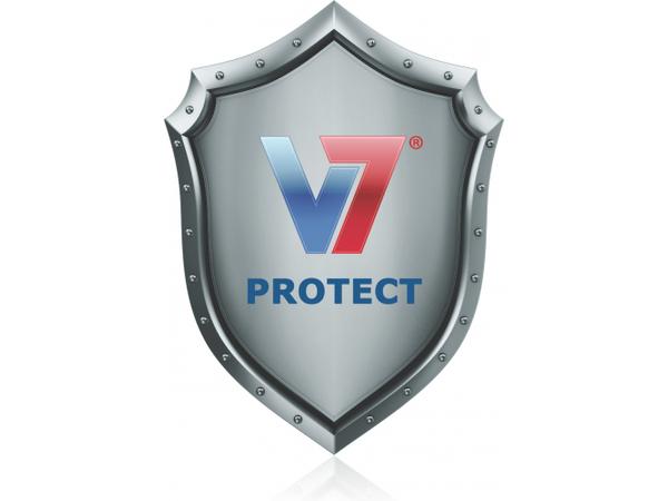 V7 Protect Warranty Extension - Serviceerweiterung - Arbeitszeit und Ersatzteile - 1 Jahr - Pick-Up & Return