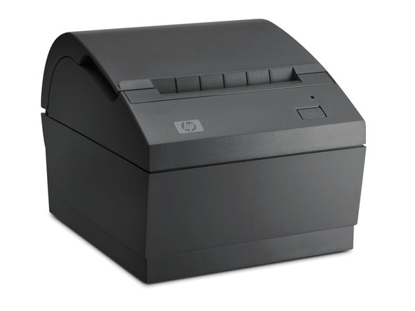 HP Single Station Thermal Receipt Printer - Belegdrucker - zweifarbig (monochrom) - Thermopapier - Rolle (0,8 cm) - 203 dpi