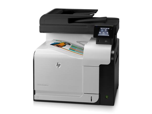 HP LaserJet Pro MFP M570dw - Multifunktionsdrucker - Farbe - Laser - Legal (216 x 356 mm) (Original) - A4/Legal (Medien)