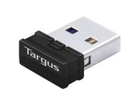 Targus Bluetooth 4.0 Micro USB Adapter for Laptops - Netzwerkadapter - USB - Bluetooth 4.0 - Schwarz