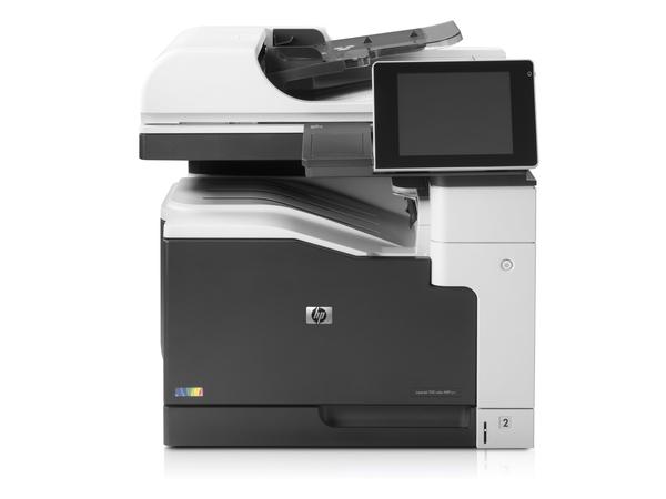 HP LaserJet Enterprise MFP M775dn - Multifunktionsdrucker - Farbe - Laser - A3/Ledger (297 x 432 mm) (Original) - A3/Ledger (Medien)