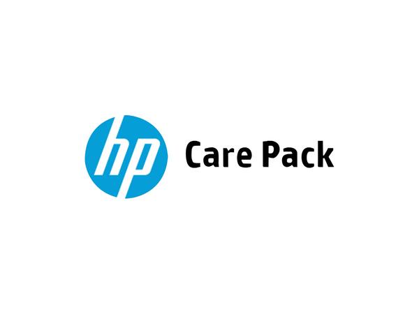 Electronic HP Care Pack Next Business Day Hardware Support with Defective Media Retention - Serviceerweiterung - Arbeitszeit und Ersatzteile - 4 Jahre - Vor-Ort - 9x5