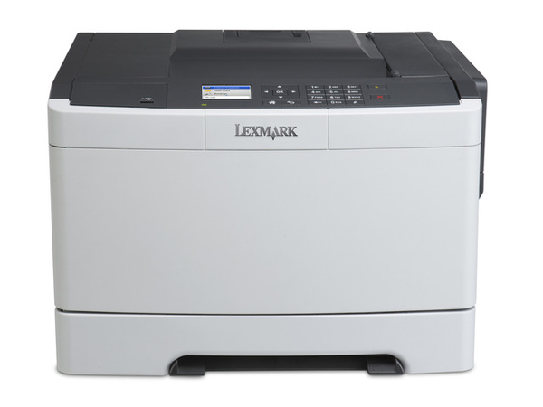 Lexmark CS410n - Drucker - Farbe - Laser - A4/Legal - 1200 dpi