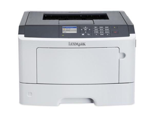 Lexmark MS510dn - Drucker - monochrom - Duplex - Laser - A4/Legal