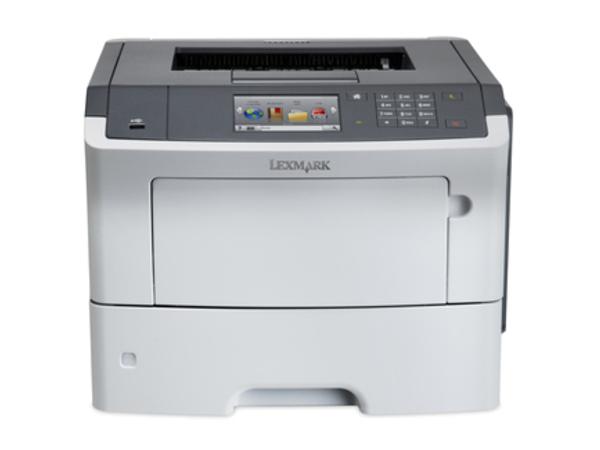 Lexmark MS610de - Drucker - monochrom - Duplex - Laser - A4/Legal