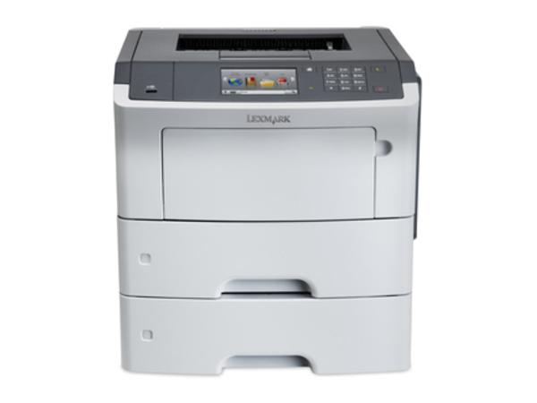 Lexmark MS610dte - Drucker - monochrom - Duplex - Laser - A4/Legal