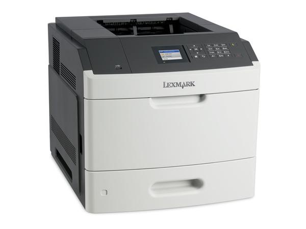 Lexmark MS811n - Drucker - monochrom - Laser - A4/Legal - 1200 x 1200 dpi