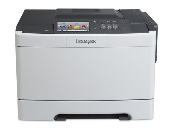 Lexmark CS510de - Drucker - Farbe - Duplex - Laser - A4/Legal