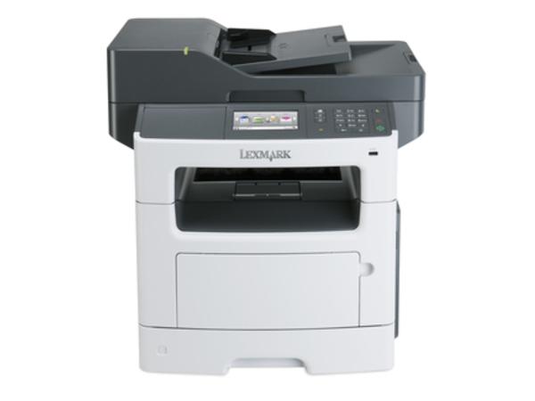 Lexmark MX510de - Multifunktionsdrucker - s/w - Laser - Legal (216 x 356 mm) (Original) - A4/Legal (Medien)