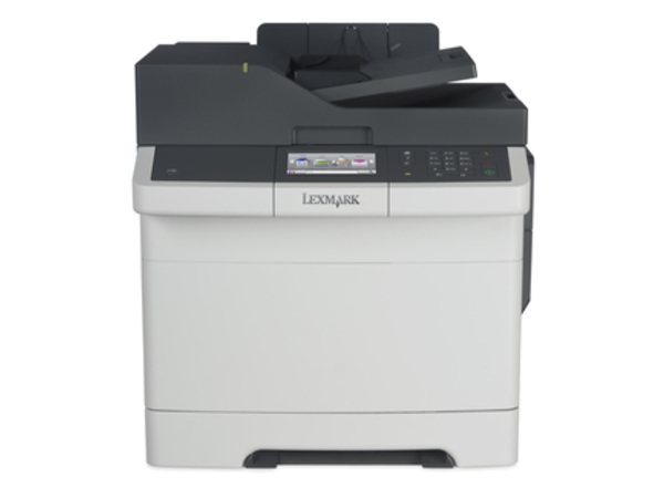 Lexmark CX410de - Multifunktionsdrucker - Farbe - Laser - Legal (216 x 356 mm) (Original) - Legal (Medien)
