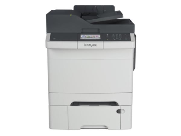 Lexmark CX410dte - Multifunktionsdrucker - Farbe - Laser - Legal (216 x 356 mm) (Original) - Legal (Medien)