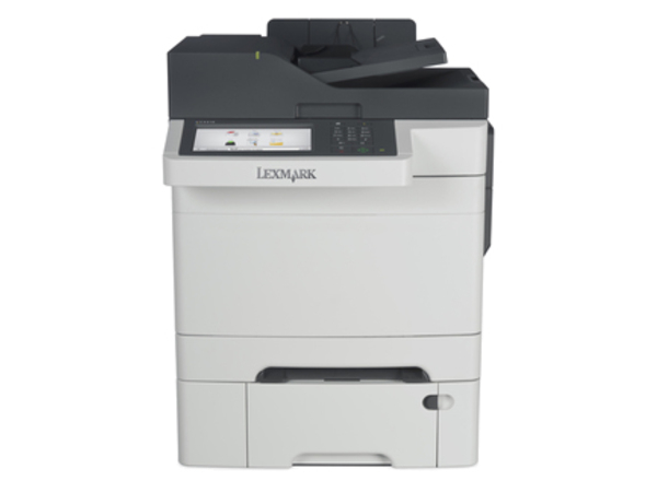 Lexmark CX510dthe - Multifunktionsdrucker - Farbe - Laser - Legal (216 x 356 mm) (Original) - Legal (Medien)