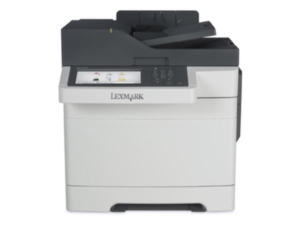 Lexmark CX510dhe - Multifunktionsdrucker - Farbe - Laser - Legal (216 x 356 mm) (Original) - Legal (Medien)