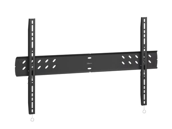 Vogels Professional PFW 5000 - Befestigungskit ( Wandbefestigung ) für Flat Panel - Schwarz - Bildschirmgröße: 94 - 127 cm ( 37
