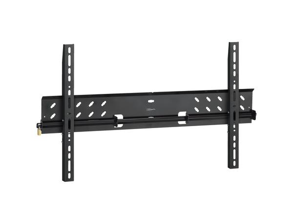 Vogels Professional PFW 5005 - Befestigungskit (Wandbefestigung) für Flat Panel - Schwarz - Bildschirmgröße: 94-127 cm (37