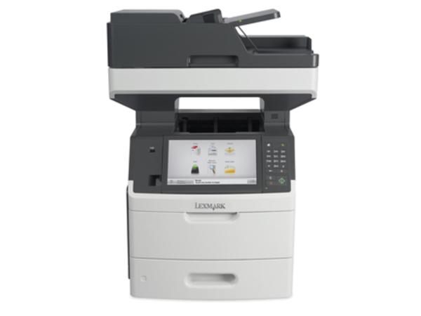 Lexmark MX711dhe - Multifunktionsdrucker - s/w - Laser - Legal (216 x 356 mm) (Original) - Legal (Medien)