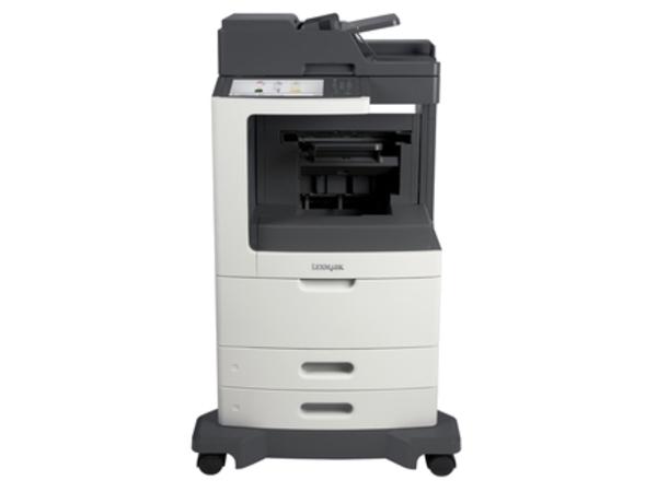 Lexmark MX810dfe - Multifunktionsdrucker - s/w - Laser - Legal (216 x 356 mm) (Original) - Legal (Medien)