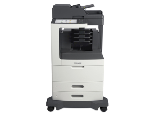 Lexmark MX810dme - Multifunktionsdrucker - s/w - Laser - Legal (216 x 356 mm) (Original) - Legal (Medien)