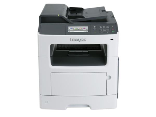 Lexmark MX410de - Multifunktionsdrucker - s/w - Laser - Legal (216 x 356 mm) (Original) - Legal (Medien)