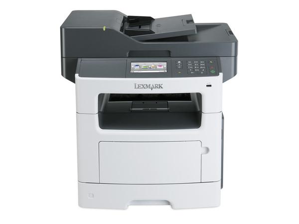 Lexmark MX511de - Multifunktionsdrucker - s/w - Laser - Legal (216 x 356 mm) (Original) - Legal (Medien)