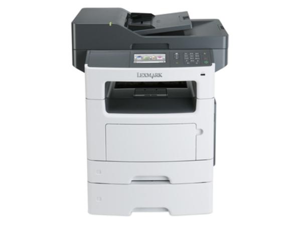 Lexmark MX511dte - Multifunktionsdrucker - s/w - Laser - Legal (216 x 356 mm) (Original) - Legal (Medien)