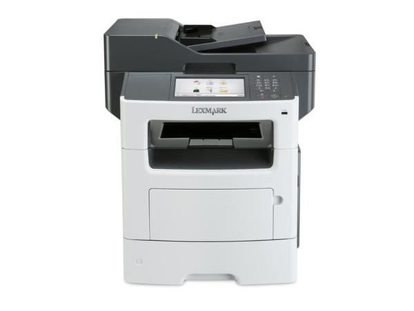 Lexmark MX611de - Multifunktionsdrucker - s/w - Laser - Legal (216 x 356 mm) (Original) - Legal (Medien)