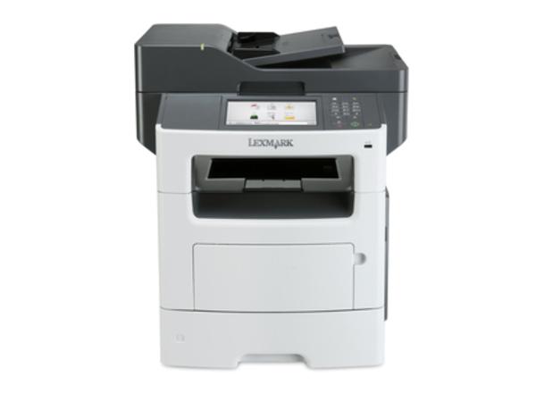 Lexmark MX611dhe - Multifunktionsdrucker - s/w - Laser - Legal (216 x 356 mm) (Original) - Legal (Medien)