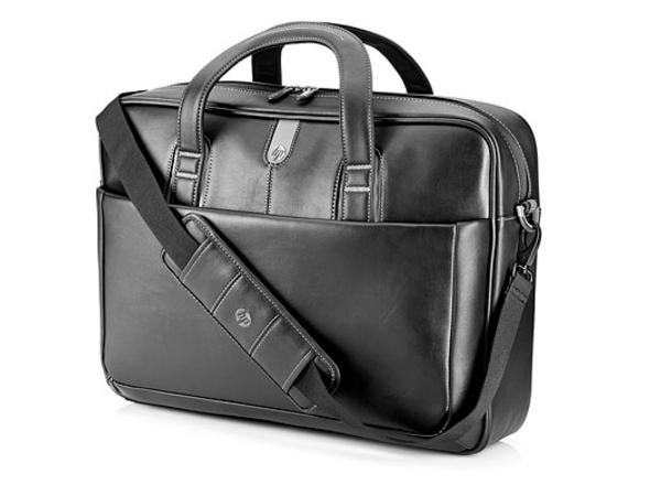 HP Professional Leather Case - Notebook-Tasche - 43.9 cm (17.3