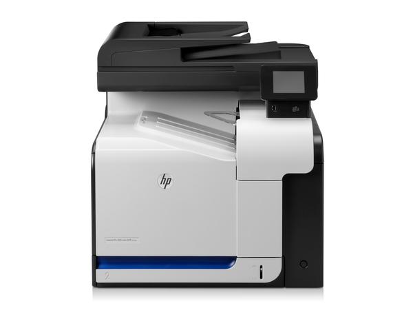 HP LaserJet Pro MFP M570dn - Multifunktionsdrucker - Farbe - Laser - Legal (216 x 356 mm) (Original) - A4/Legal (Medien)