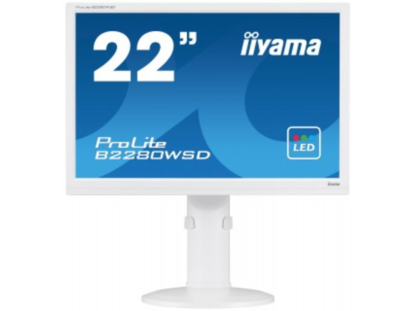 Iiyama ProLite B2280WSD-1 - LED-Monitor - 55.9 cm (22