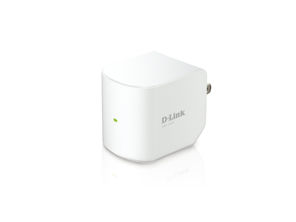 D-Link DAP-1320 Wireless N300 Range Extender - Wi-Fi-Range-Extender - 802.11n, 802.11g
