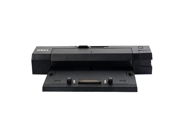 Dell E-Port II Advanced - Port Replicator - 240 Watt - für Precision Mobile Workstation 3510, 7510, 7710, M2800, M4700, M4800, M6600, M6700, M6800