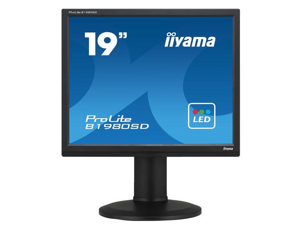 Iiyama ProLite B1980SD-B1 - LED-Monitor - 48.3 cm (19