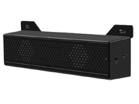 NEC MultiSync Soundbar 90 - Soundleiste - für PC - Schwarz - für MultiSync LCD2090UXi, LCD2190UXp, P232W, P242W, PA242W, PA271W-BK, PA301W