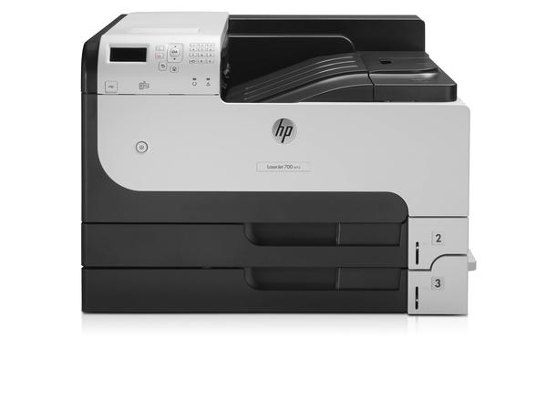 HP LaserJet Enterprise 700 Printer M712dn - Drucker - monochrom - Duplex - Laser - A3/Ledger