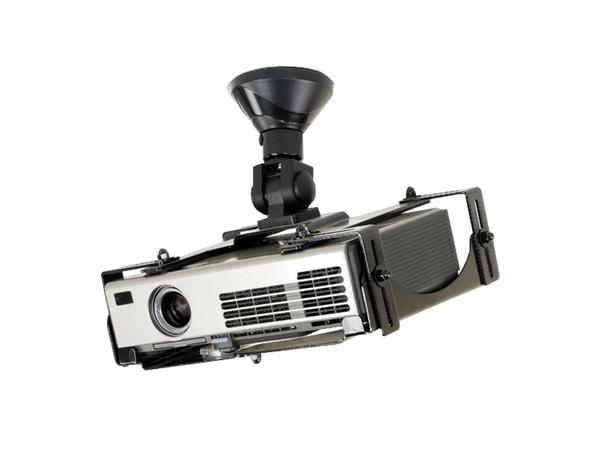 NewStar Universal Projector Ceiling Mount BEAMER-C300 - Deckenhalterung für Projektor - Schwarz