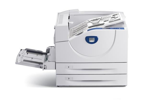 Xerox Phaser 5550N - Drucker - monochrom - Laser - A3/Ledger - 1200 dpi