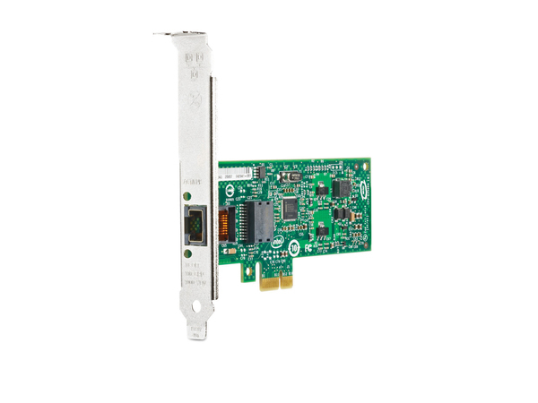 Intel CT Desktop Adapter - Netzwerkadapter - PCIe Low Profile - Gigabit Ethernet - für EliteDesk 800 G2; ProDesk 600 G2; Workstation Z420, Z620, Z820; Workstation z600