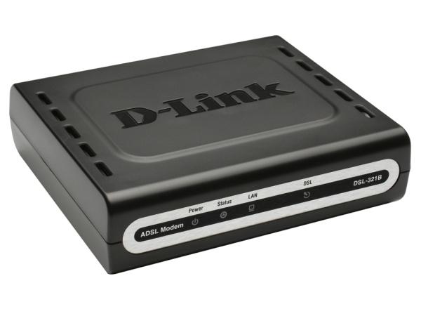 D-Link ADSL2+ Ethernet Modem (Annex B), 24000 Kbit/s, ADSL2, 2 Mbit/s, 24 Mbit/s, ADSL/ADSL2/ADSL2+, 0 - 40 °C