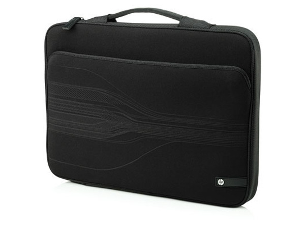 HP 14 Black Stream Notebook Sleeve - Notebook-Hülle - 35.6 cm (14