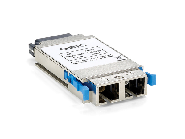 LevelOne GVT-0201 - GBIC-Transceiver-Modul - Gigabit Ethernet - 1000Base-LX - SC - bis zu 10 km