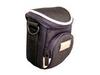 Canon DCC-85 - Tasche Kamera - Leinwand - Schwarz - für PowerShot A1000 IS, A1100 IS, A2000 IS, A2100 IS