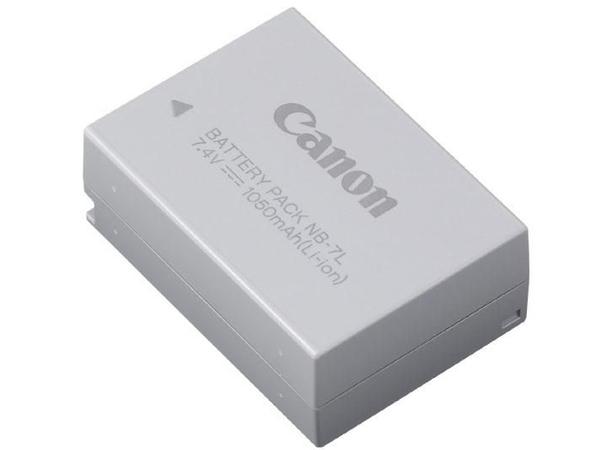 Canon NB-7L - Kamerabatterie Li-Ion - für PowerShot G10, G11, G12, SX30 IS